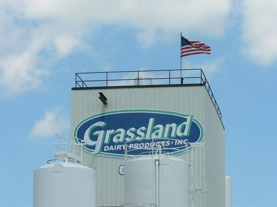 Grassland Dairy Products at Greenwood, the largest