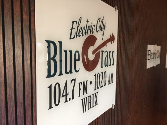 Electric City Bluegrass WRIX radio debuted on 104.7 FM and 1020 AM on Dec. 9.