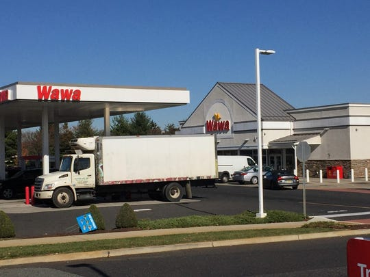 The Wawa chain is suing Dawa Food Mart of Paterson for trademark infringement.