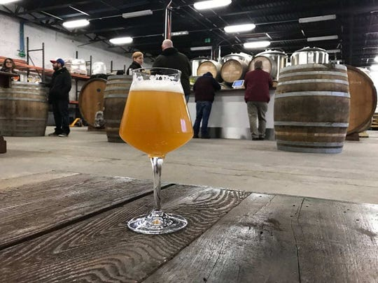 Hudson Valley Brewery in Beacon serves a diverse array