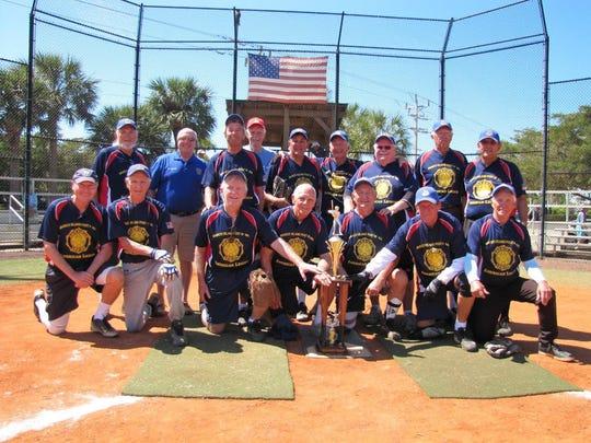 American Legion Post 404 Gulf Coast Division championship
