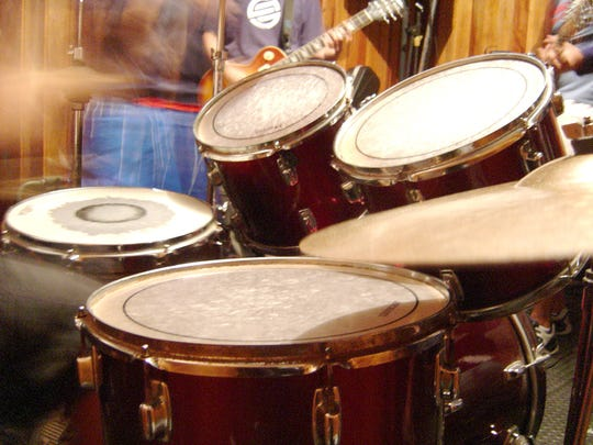Drumsticks will fly Monday when the MSU Percussion Ensemble performs at Akin Auditorium.
