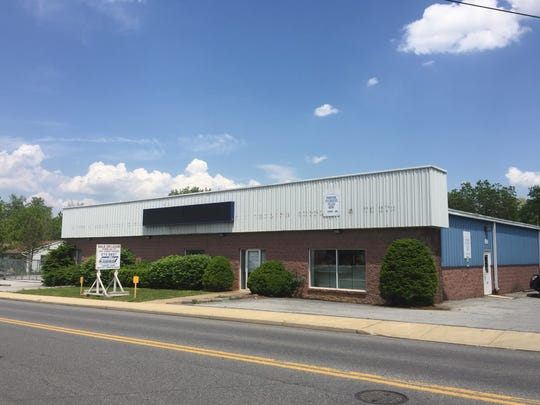 Pennsylvania Counseling Services has purchased this former rental equipment building at 940 Cornwall Road to use as a film studio.