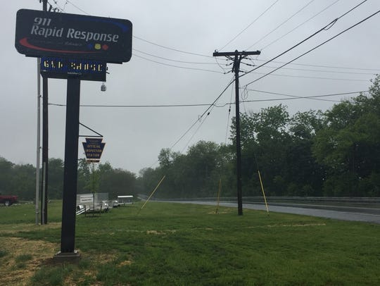 A South Annville Township man was found dead on Wednesday