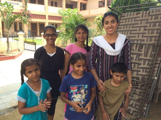 GFH grad Hareen Seerha spent a summer volunteering