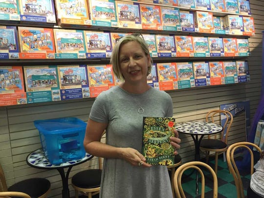 Susan Kehoe, general manager at Browseabout Books in Rehoboth Beach, talks about the books people should be reading at the beach this summer.