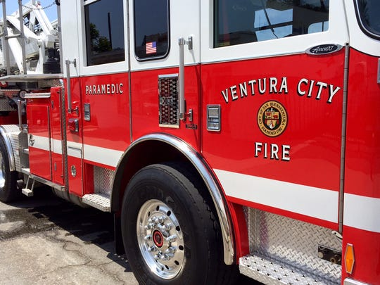 Ventura City Fire Department.