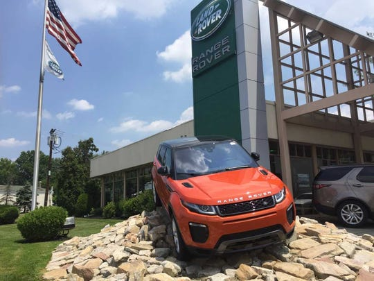 Land Rover Cherry Hill wants to expand its Haddonfield Road showroom.