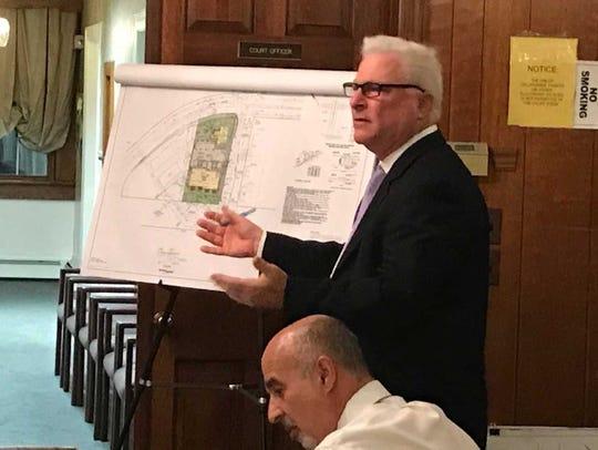 Engineer Michael Husdchman testifies on Wednesday about