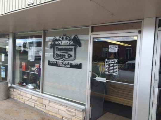 Throwback Sports Co., a vintage sports goods shop, opens at 325 N. Sawyer St. in Oshkosh on Sept. 15.