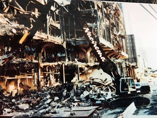 Over the course of four months after the Sept. 11,