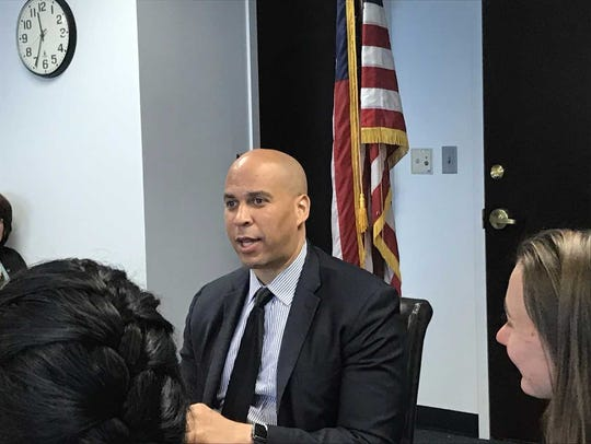 Sen. Cory Booker meets Monday with Deferred Action