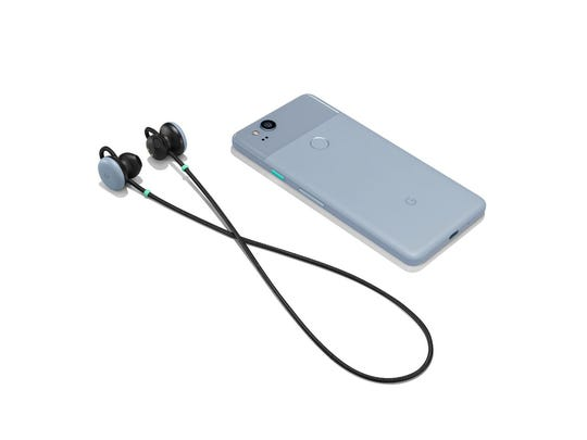 Google's new Pixel Buds