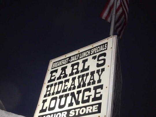 Earl's Fest is this weekend at Earl's Hideaway Lounge & Tiki Bar in Sebastian.