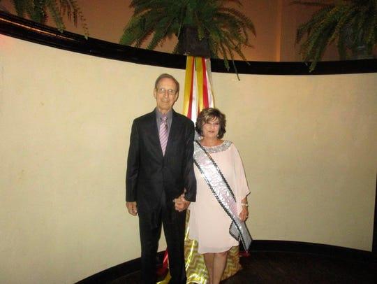 Mike and Diana Kay Foreman, Queen Xanadu XXVIII.