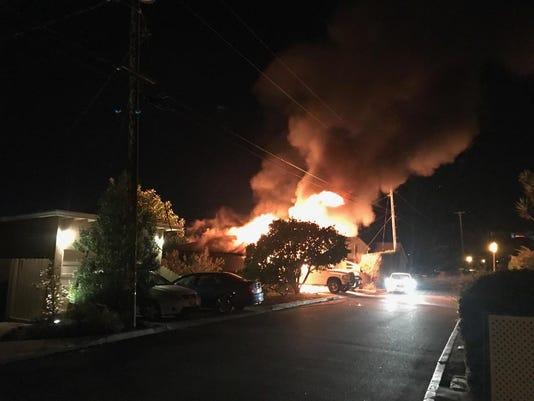 PALOMAR FIRE 3