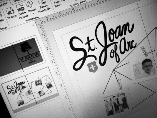 St Joan of Arc Yearbooks