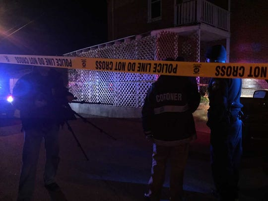 York City Police are investigating a shooting in York.