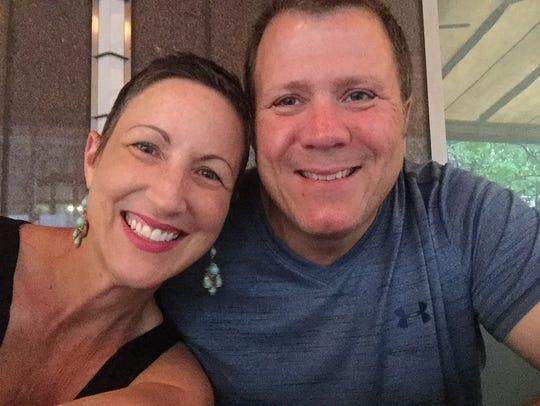 Julie and Scott Ward.