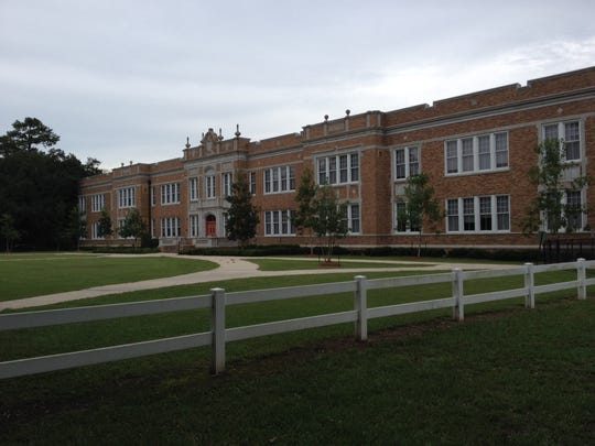 The current N.P. Moss Prep campus could be used for