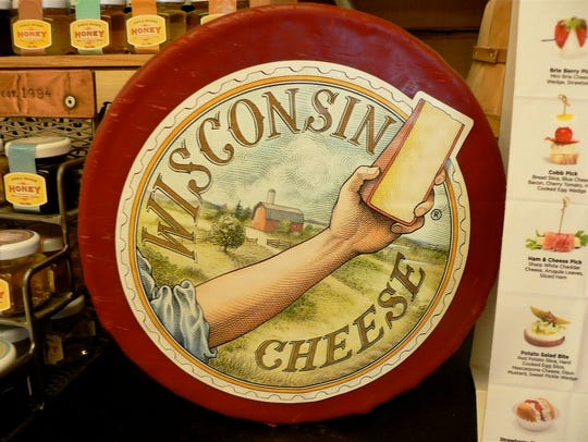 Patrick Geoghegan of Dairy Farmers of Wisconsin estimates that40 percent of Wisconsin cheesemakers are involved in exporting their products.