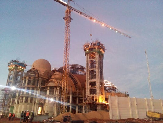 New Cathedral for Egypt