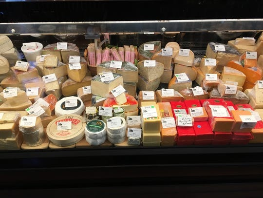 Market on Sixth is a wine, cheese and spirits shop