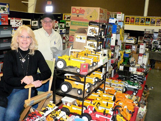 Gail and Barry Vande Brink,  offer a wide variety of