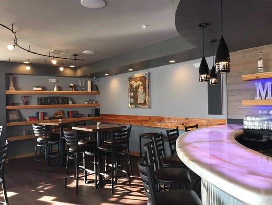Michigrain Distillery's recently-opened tasting room