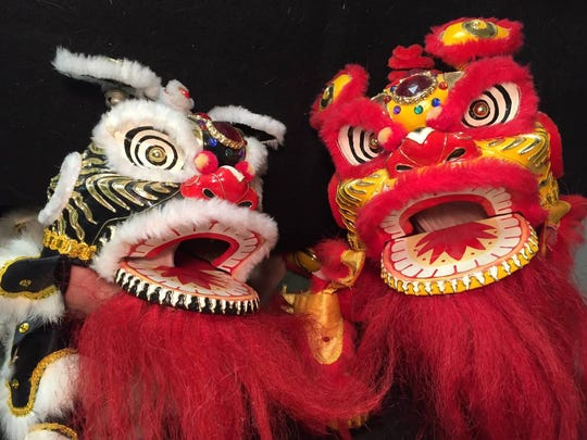 The Michigan Lion Dance Team will perform Saturday at the DIA.