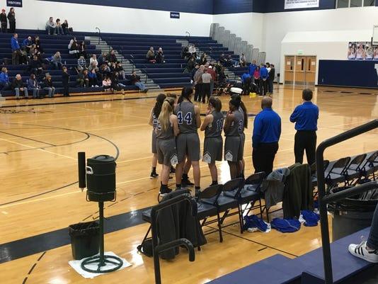 Marysville-Lakeview Basketball