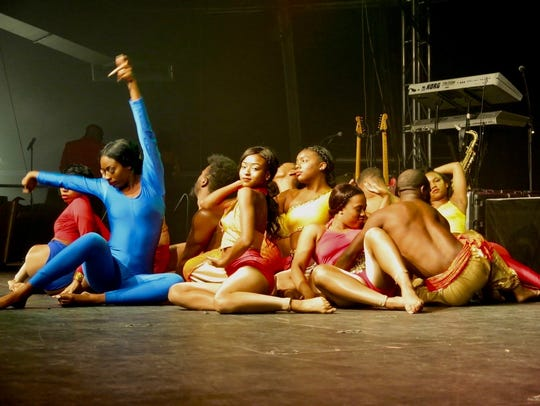 Grambling State University Orchesis Dance Company