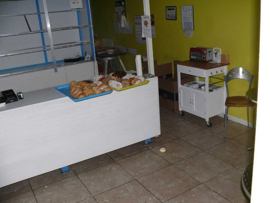 Police investigate burglary at Dixie Cream Donuts
