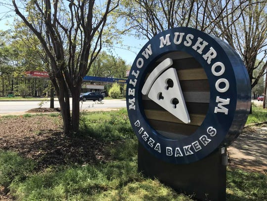 The new Clemson Mellow Mushroom will open around mid-