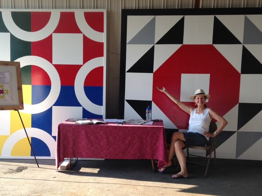 best bets - barn quilt trail