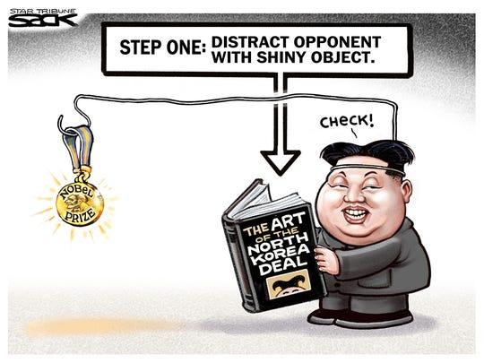 Nobel strategy