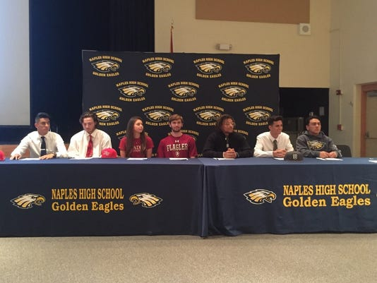 Naples signing 2018