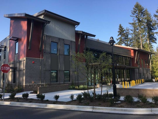 Virginia Mason's new Bainbridge Island clinic opens