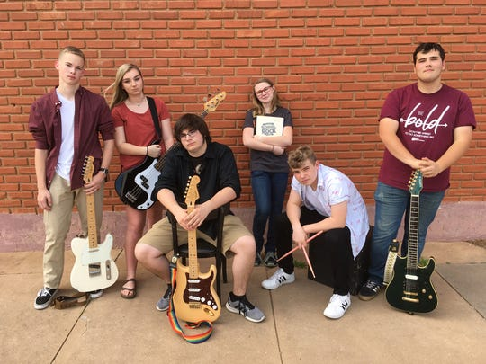 """The Backdoor Theatre Summer Youth Musical """"School of"""