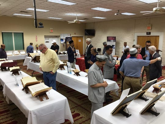 Ahmadiyya Muslim Community Central Jersey Chapter organized a Quran exhibition followed by Ramadan Iftar (breaking fast) event on Saturday, June 9.