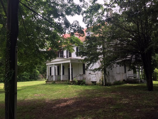 "This historic home at 142 Hoonton Road in Mount Laurel is on tap to be demolished in June or July. The town mayor says the home is ""structurally deficient"", is filled with asbestos and has been broken into several times."