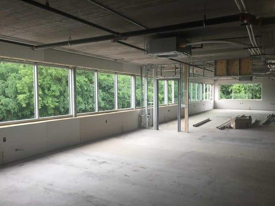 The Oconomowoc High School East Campus work has seen