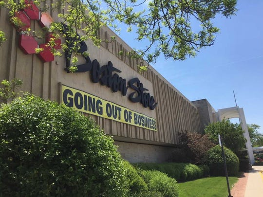 The Boston Store at Southridge Mall was among three prospective Milwaukee-area locations for the Dillard's department store chain. Company executives are no longer actively considering an expansion into Wisconsin.