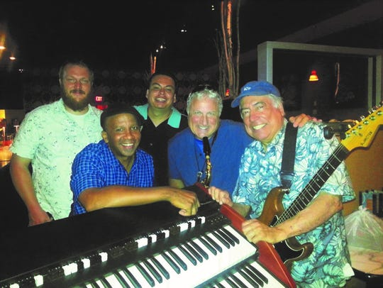 Rich Chrone and the All Stars will be performing at the fund raiser to help benefit local entertainment and the arts.