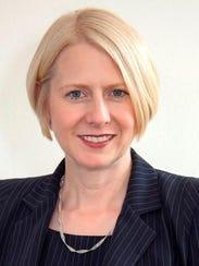 Heidi Macpherson, The College at Brockport's seventh