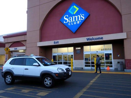 EPA USA SAM'S CLUB STORE CLOSURES EBF COMPANY INFORMATION USA CA