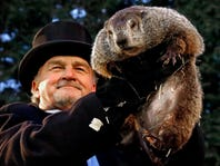 On Groundhog Day, Trump goes rogue