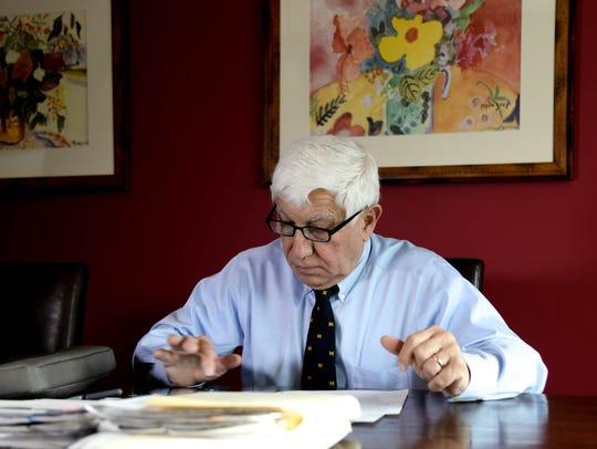 Herbert Ouida, director of the Global Enterprise Network