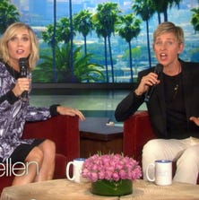 Kristen Wiig and Ellen Degeneres attempt to sing 'Let It Go,' a song neither of them have heard before.