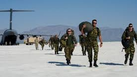 White Sands Missile Range offers an isolated setting for military training.